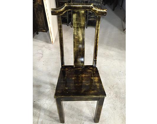 实木火锅椅