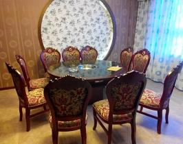 西藏重庆火锅桌